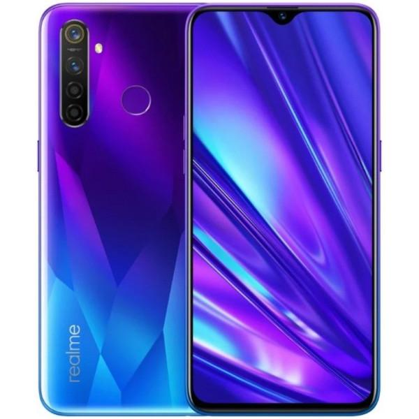 Смартфон Realme 5 Pro 4/128GB Blue/Искрящийся Синий
