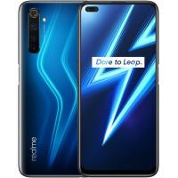 Смартфон Realme 6 Pro 8/128Gb Lightning Blue/Синий
