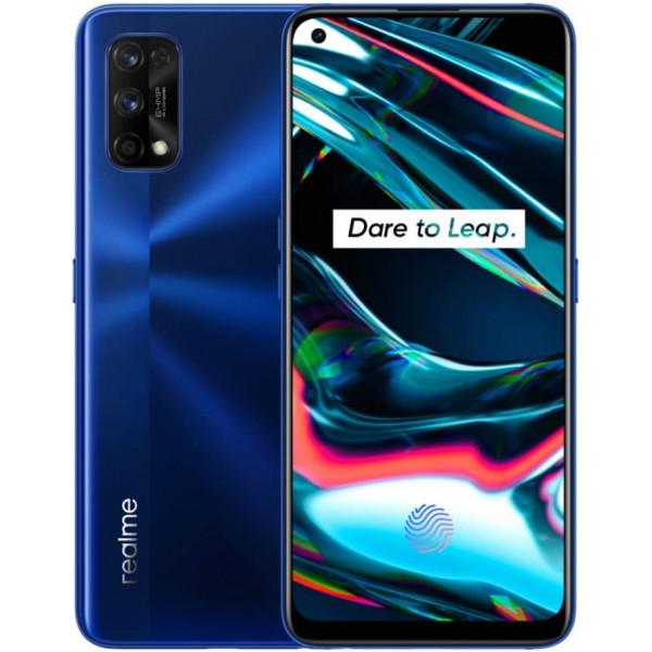 Смартфон realme 7 Pro 8/128GB Blue/Синий