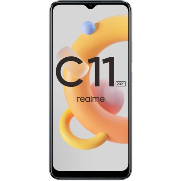Смартфон realme C11 2021 32GB Grey/Серый