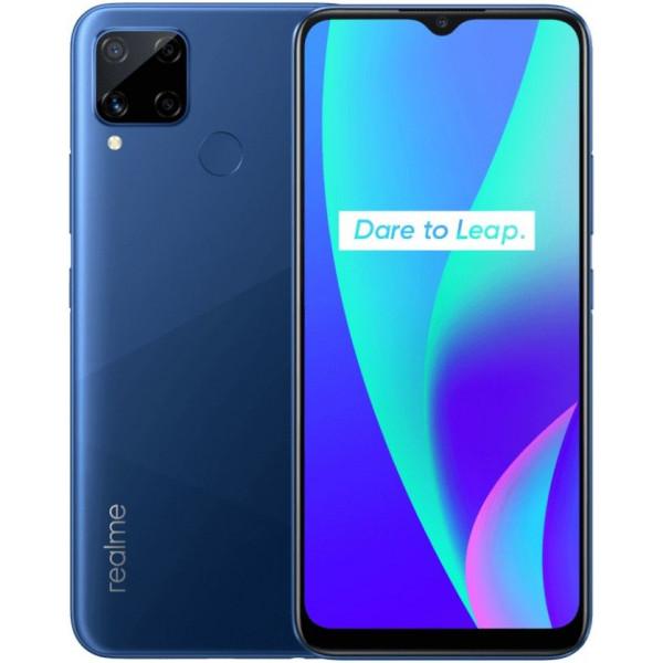 Смартфон Realme C15 4/64GB Marine Blue