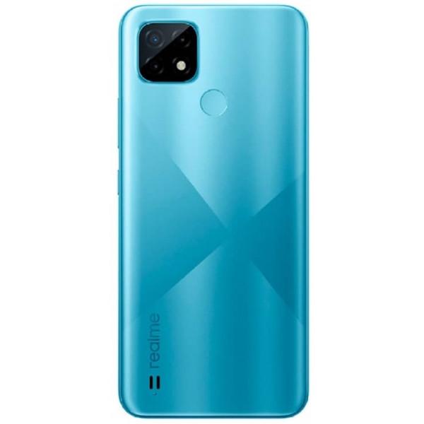 Смартфон realme C21 32GB Blue/Голубой