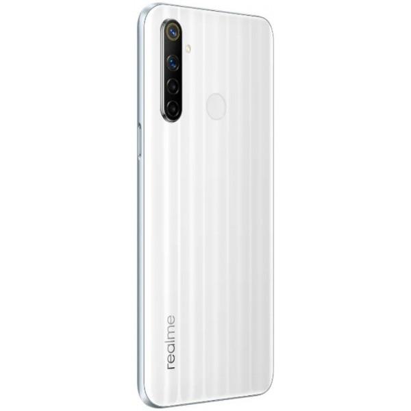 Смартфон Realme 6i 4/128GB White Milk/Белый