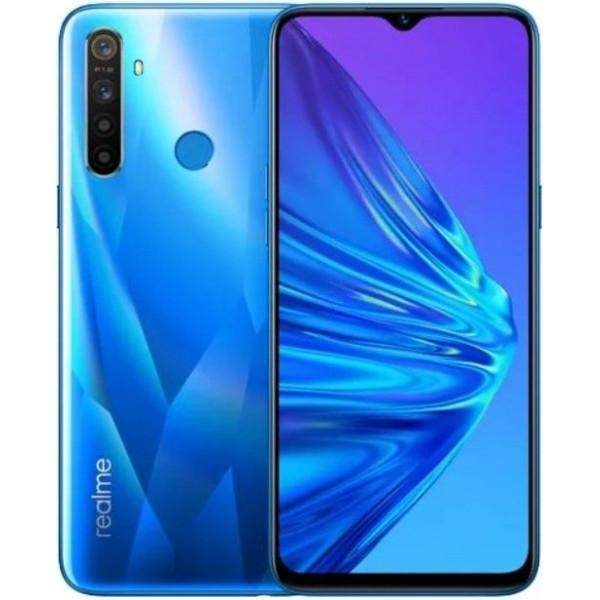 Смартфон Realme 5 3/64Gb Синий Кристалл