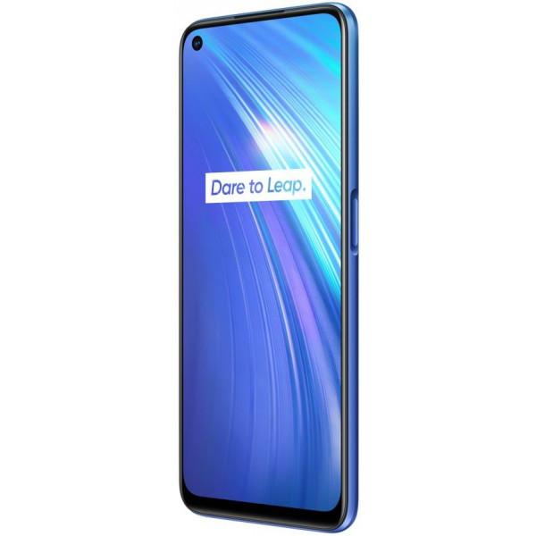 Смартфон Realme 6 4/64Gb Blue Comet/Синий