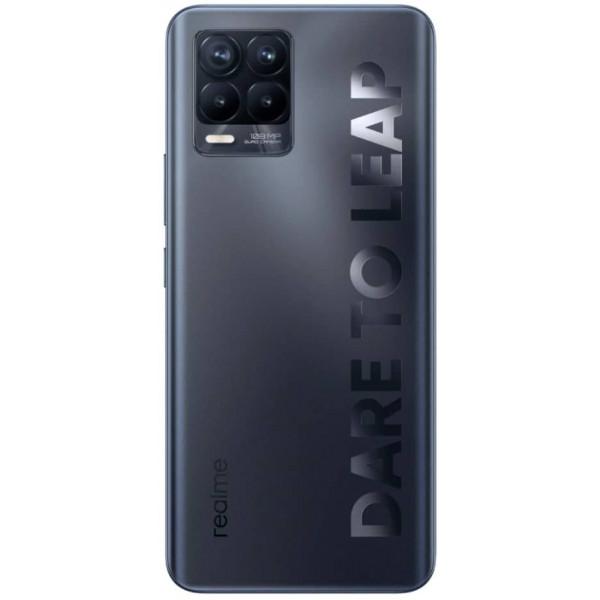 Смартфон realme 8 Pro 6/128GB Infinite Black/Черный