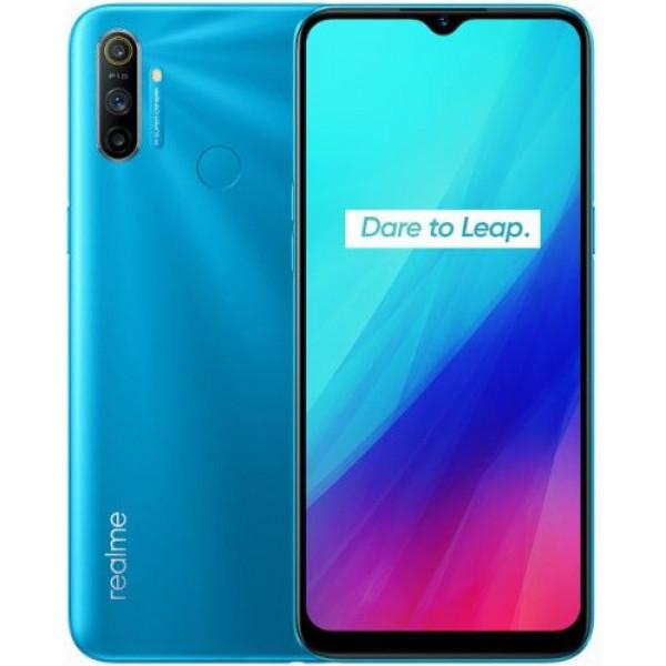 Смартфон Realme C3 3/32GB Blue/Синий (RU)