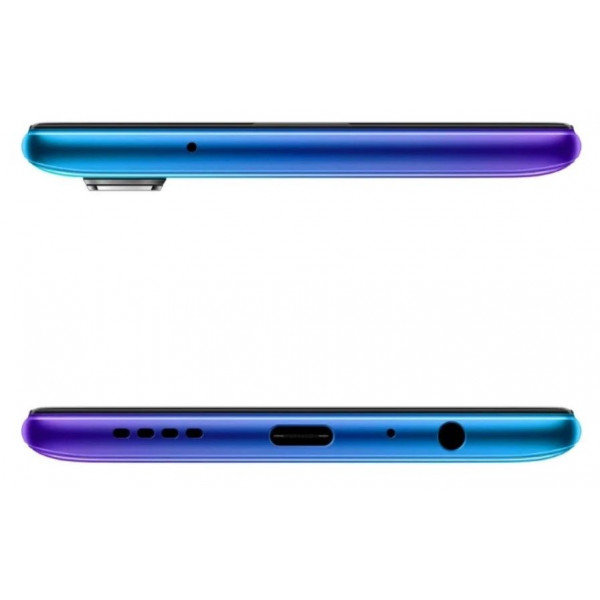 Смартфон Realme XT 8/128GB Blue/Синий Жемчуг