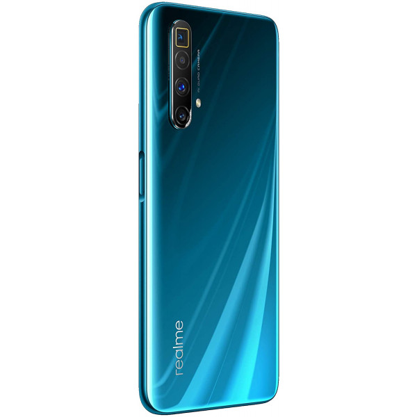 Смартфон realme X3 Superzoom 12/256GB Ледниковый Синий