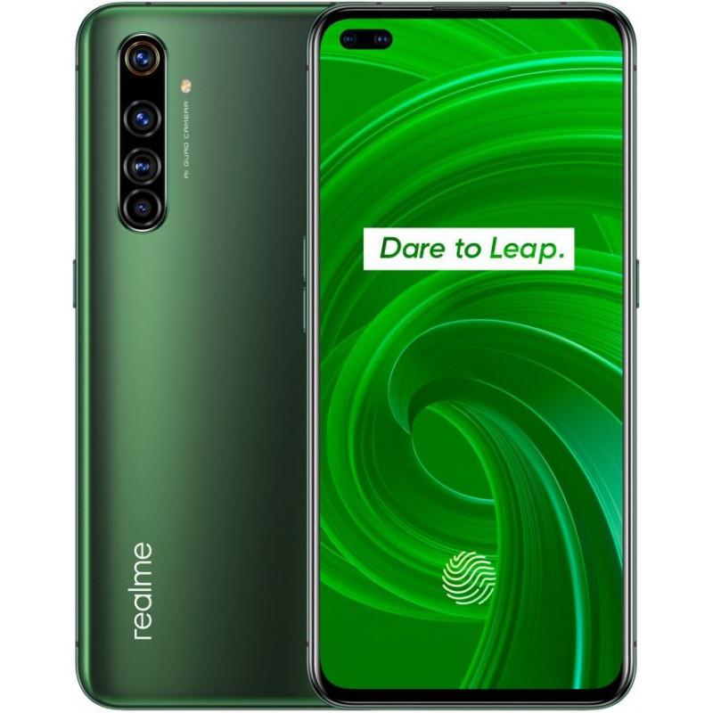 Смартфон Realme X50 Pro 12/256GB Moss Green/Зеленый