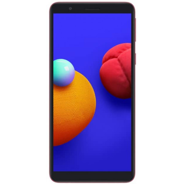 Смартфон Samsung Galaxy A01 Core 16GB Красный