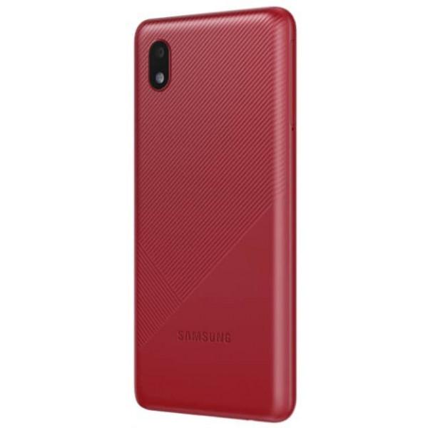 Смартфон Samsung Galaxy A01 Core 32GB Красный