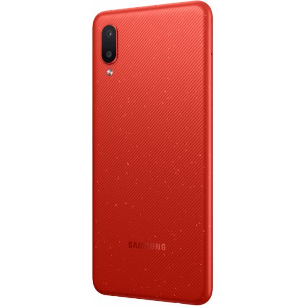 Смартфон Samsung Galaxy A02 32GB Красный