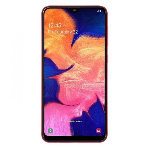 Samsung Galaxy A10 32Gb Red/Красный РСТ