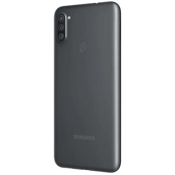 Смартфон Samsung Galaxy A11 Black/Черный