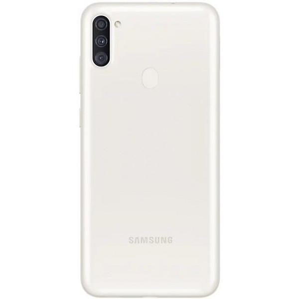 Смартфон Samsung Galaxy A11 White/Белый
