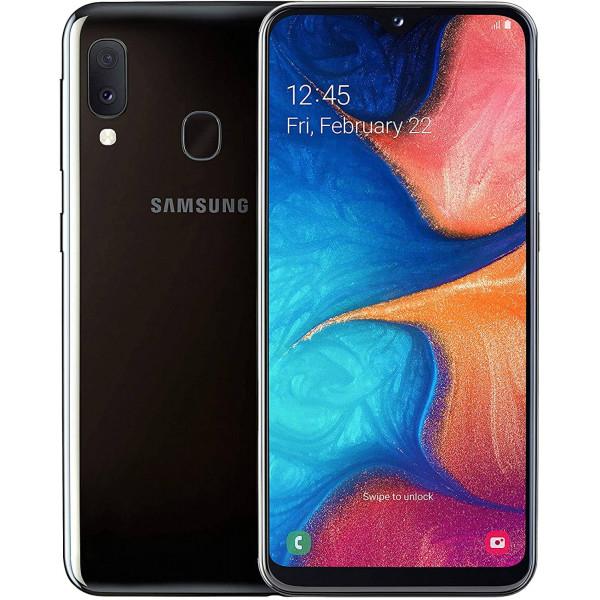 Смартфон Samsung Galaxy A20 32GB Черный