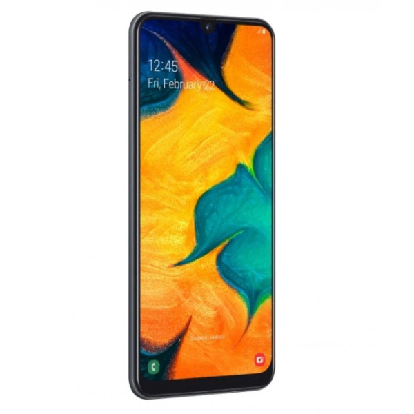 Samsung Galaxy A30 32Gb Black/Черный РСТ