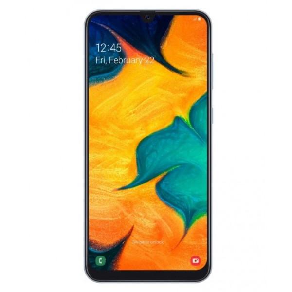 Samsung Galaxy A30 32Gb White/Белый РСТ