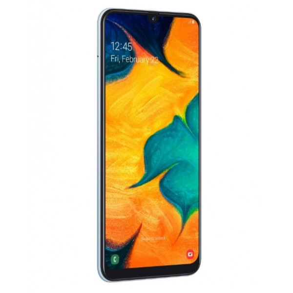 Samsung Galaxy A30 32Gb White/Белый РСТ