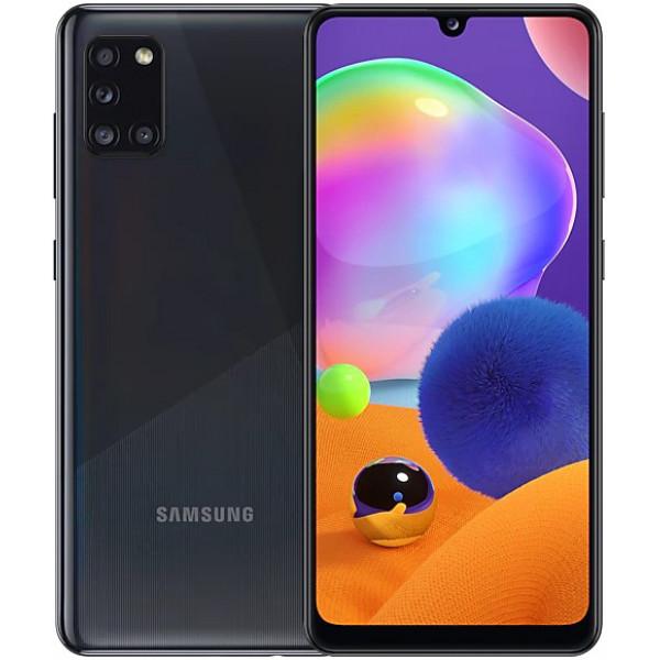 Смартфон Samsung Galaxy A31 4/64Gb Черный
