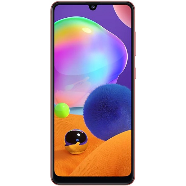 Смартфон Samsung Galaxy A31 4/128Gb Красный