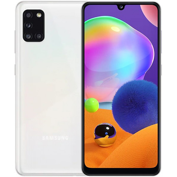 Смартфон Samsung Galaxy A31 4/128Gb Белый