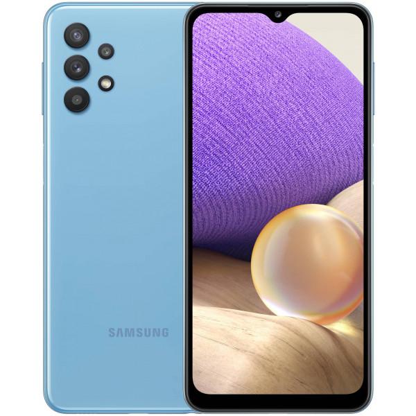 Смартфон Samsung Galaxy A32 5G 4/128Gb Blue/Голубой