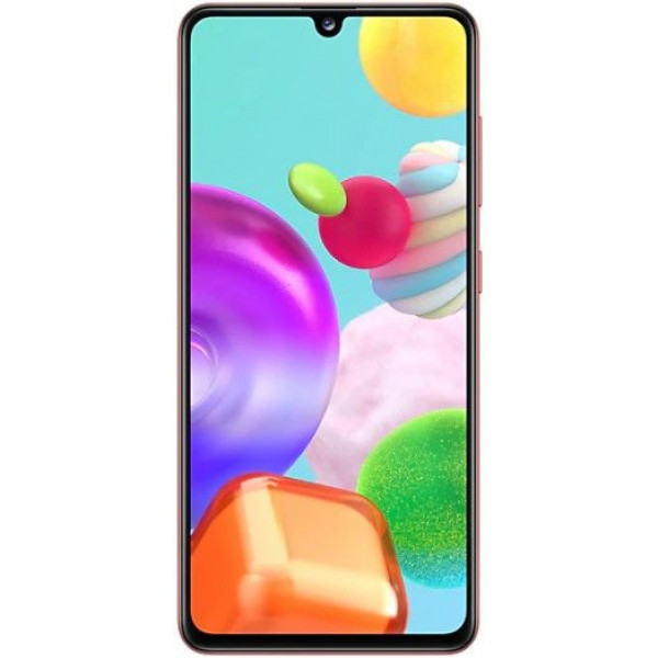 Смартфон Samsung Galaxy A41 4/64Gb Red/Красный