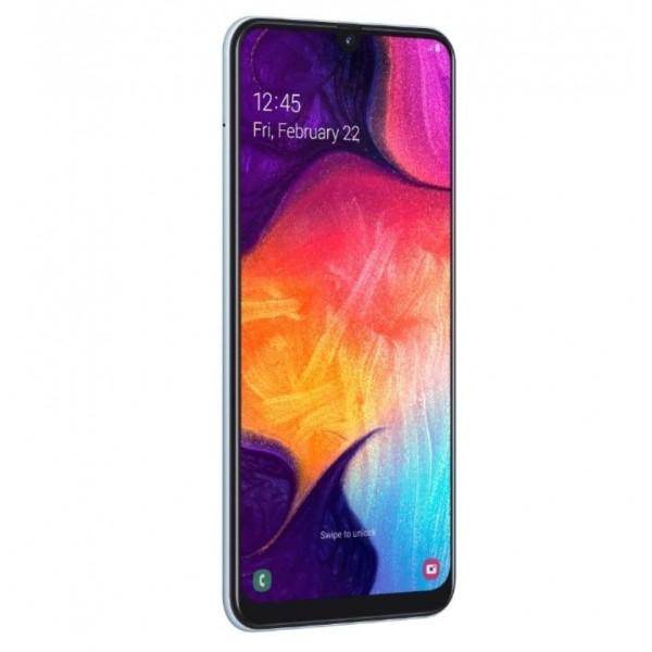 Samsung Galaxy A50 6/128 White|Белый РСТ