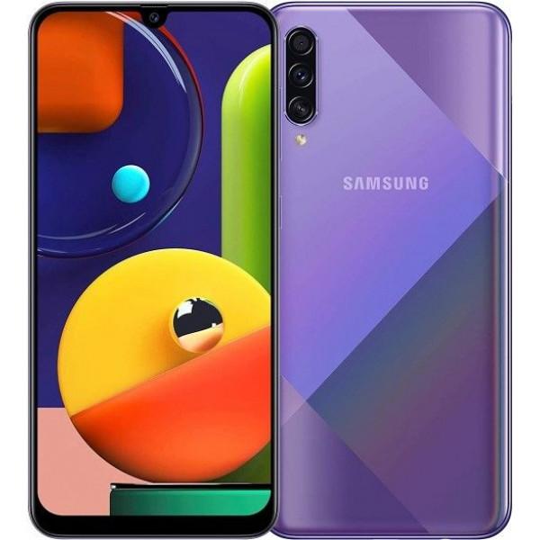 Смартфон Samsung Galaxy A50s 4/128GB Violet/Фиолетовый