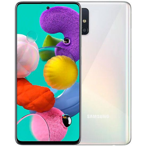 Samsung Galaxy A51 4/64Gb White/Белый