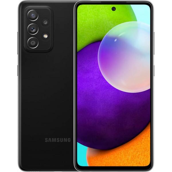 Samsung Galaxy A52 4/128GB Black/Черный