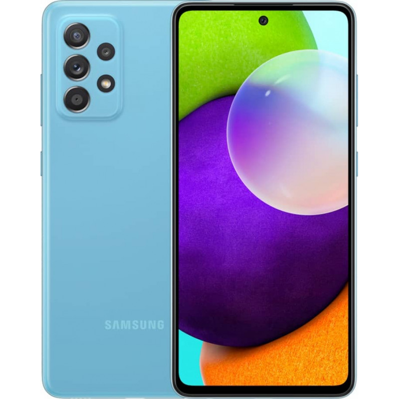 Samsung Galaxy A52 4/128GB Blue/Синий