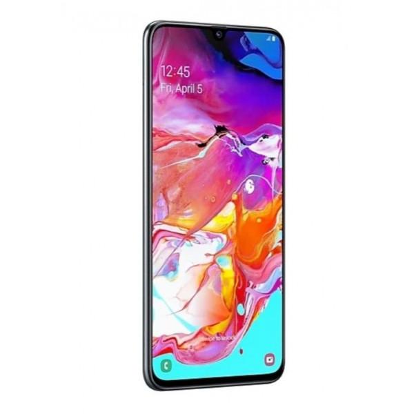 Смартфон Samsung Galaxy A70 Black/Черный