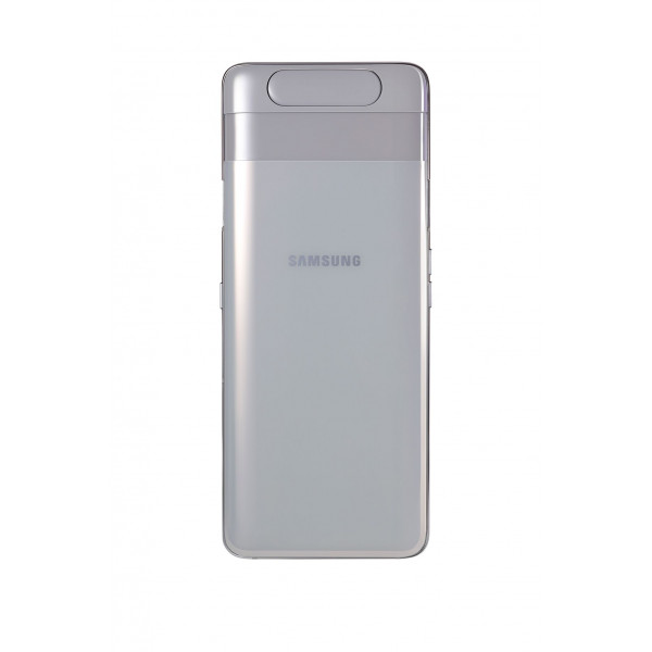Смартфон Samsung Galaxy A80 Ghost White/Белый