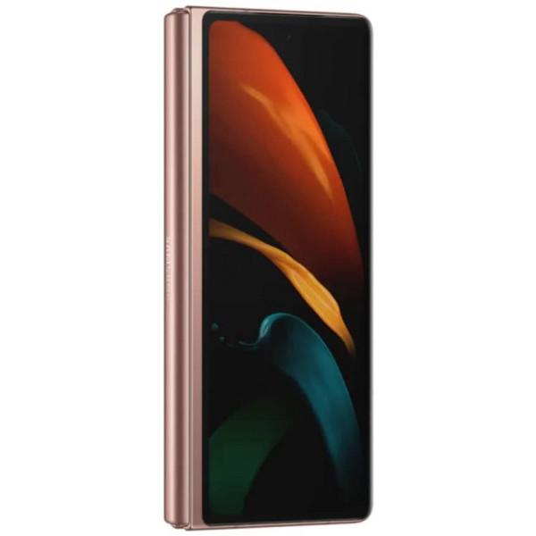 Смартфон Samsung Galaxy Z Fold2 256GB Бронзовый