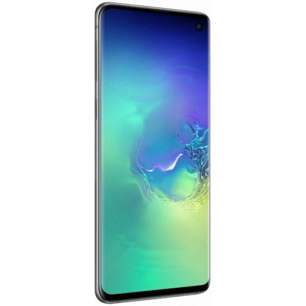 Смартфон Samsung Galaxy S10 Аквамарин (SM-G973F/DS)