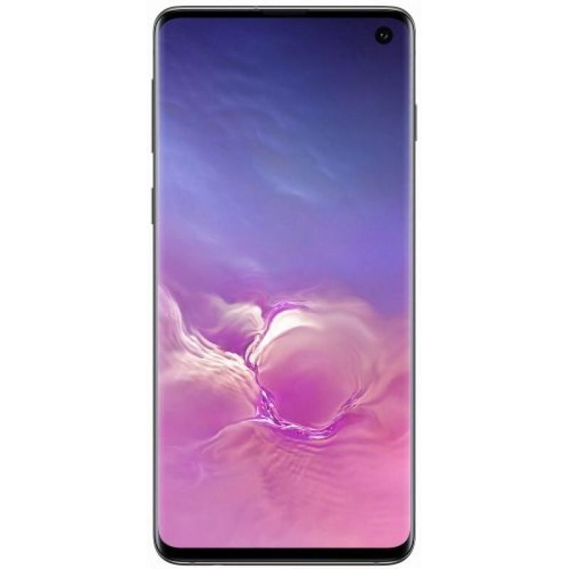 Смартфон Samsung Galaxy S10 Plus Onyx/Оникс (SM-G975F/DS)