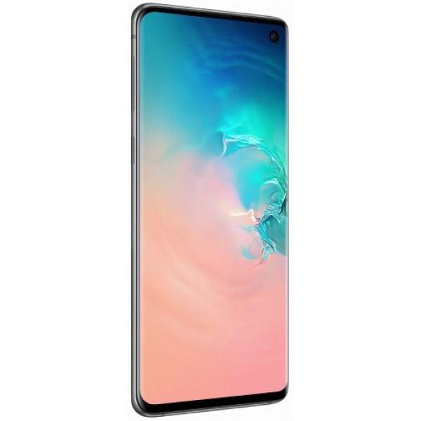 Смартфон Samsung Galaxy S10 Plus Перламутр (SM-G975F/DS)