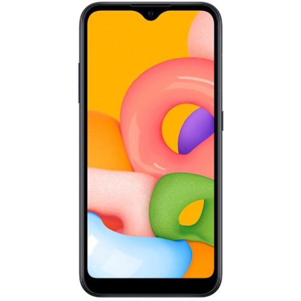 Смартфон Samsung Galaxy M01 Black/Черный