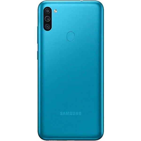 Смартфон Samsung Galaxy M11 3/32Gb Бирюзовый