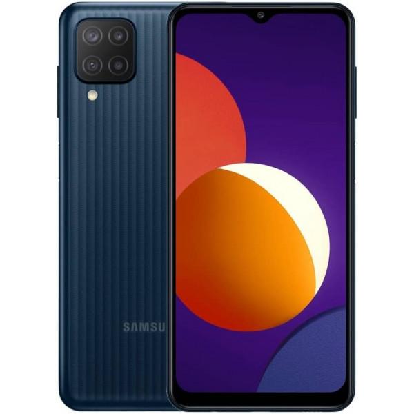 Смартфон Samsung Galaxy M12 32GB Black/Черный