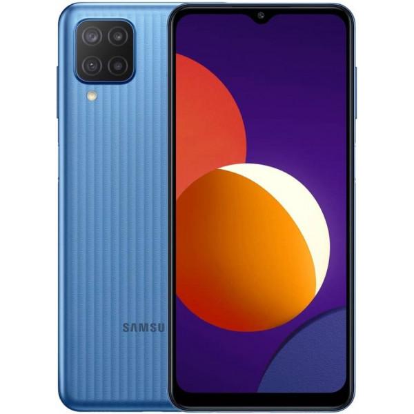 Смартфон Samsung Galaxy M12 32GB Blue/Синий