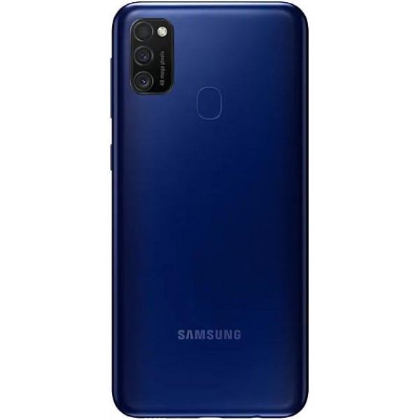Смартфон Samsung Galaxy M21 4/64Gb Blue/Синий