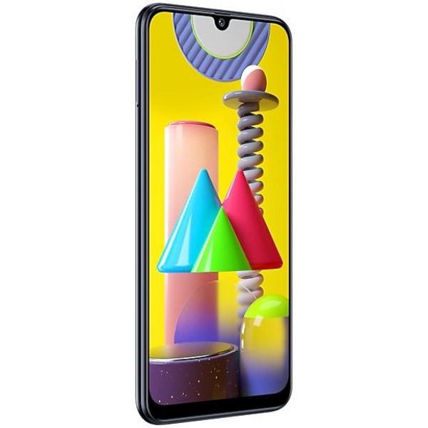 Смартфон Samsung Galaxy M31 6/128Gb Black/Черный