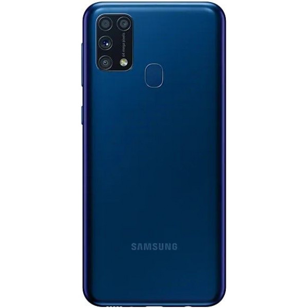 Смартфон Samsung Galaxy M31 6/128Gb Blue/Синий