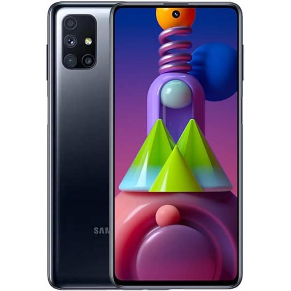 Смартфон Samsung Galaxy M51 Black/Черный