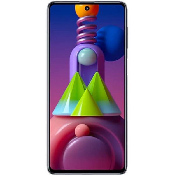 Смартфон Samsung Galaxy M51 White/Белый EAC