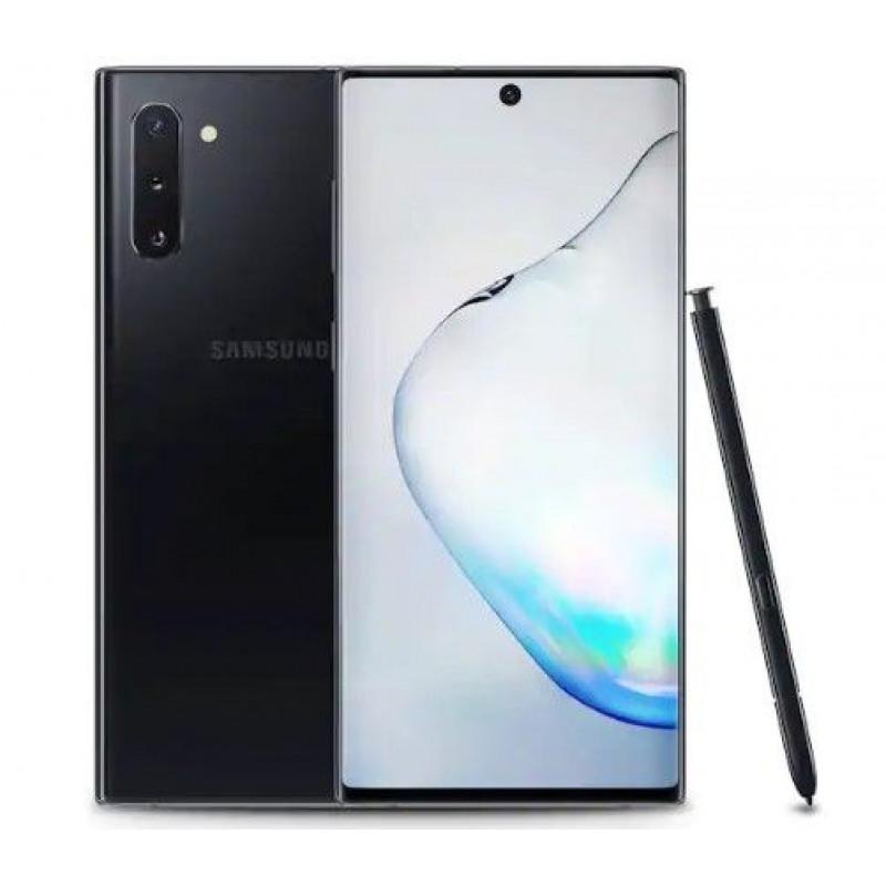 Samsung Galaxy Note10+ 12/256Gb Black/Черный
